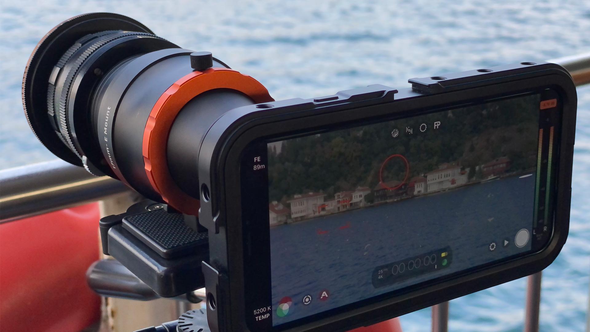 ¿Videos cinematográficos con tu iPhone? - Reseña del adaptador Ulanzi DOF - Consejos y trucos