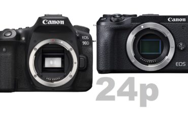 Canon to Include 24p (23.98 FPS) Mode via Update to Recently Launched EOS & PowerShot Cameras