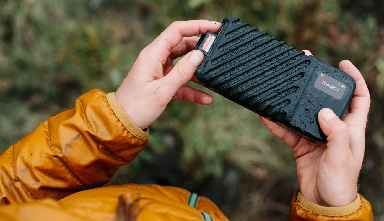 Gnarbox 2.0 SSD Now Globally Available - Next Gen Rugged Portable Backup Storage