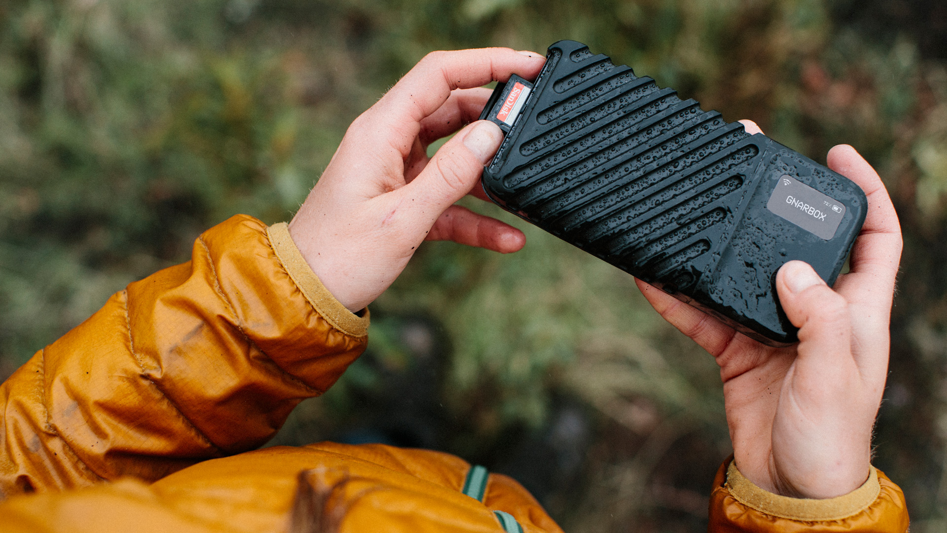 Gnarbox 2.0 SSD Now Globally Available – Next Gen Rugged Portable Backup Storage