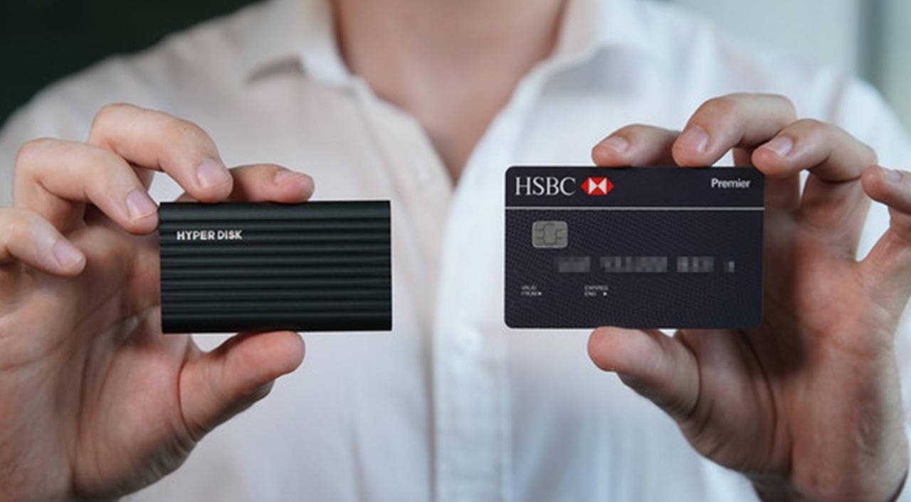 Kickstarter de HyperDisk - unidad SSD asequible de bolsillo de 1.000 MB/s