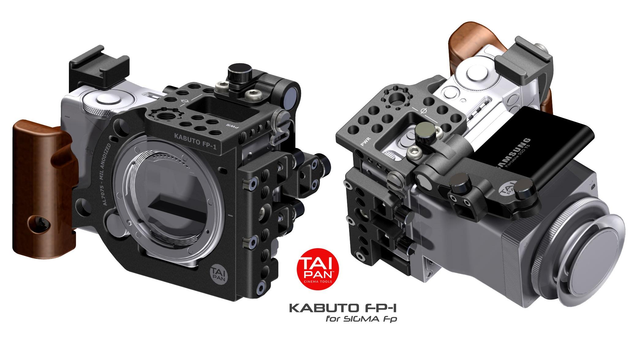 シグマ fpカメラ用ケージ - Taipan KABUTO