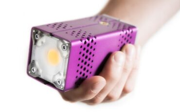 Lightcore - Compact One-Point-Source LED Light With 5800 Lumen Output - Now on Kickstarter