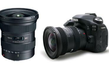Tokina atx-i 11-16mm f/2.8 CF Lens Announced - Popular Ultra-Wide Comeback