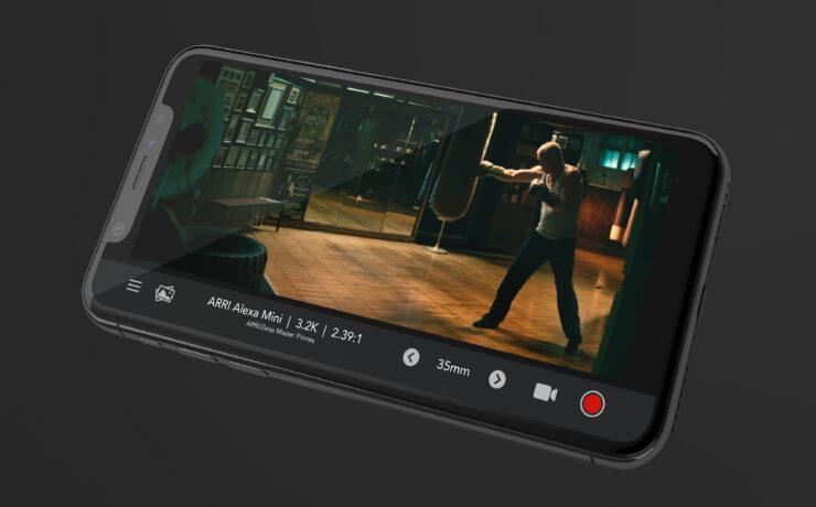 Cadrage Director's Viewfinder App Receives Major Update - First Look