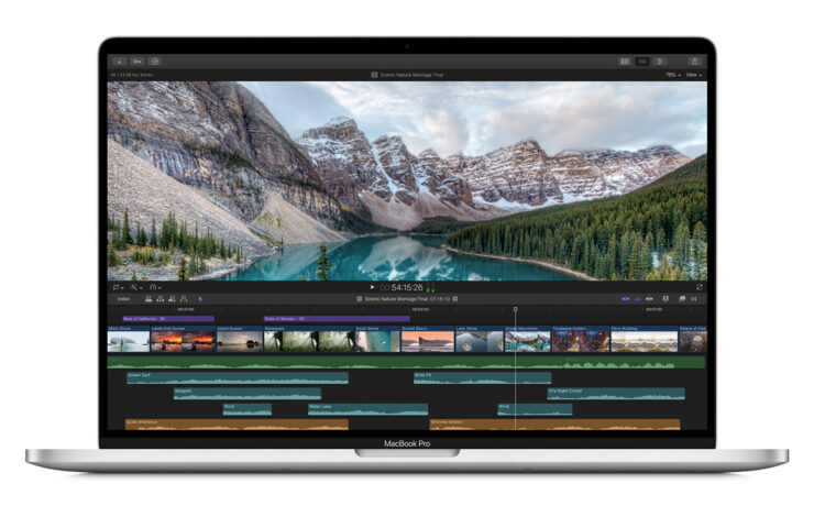 Apple 16-Inch MacBook Pro Announced - A Laptop For Filmmakers?