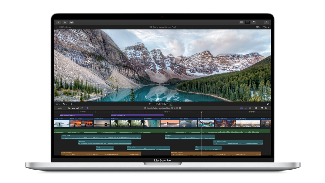 アップルが16インチMacBook Proを発表
