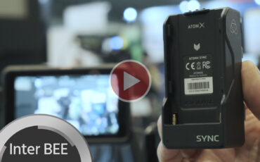 Atomos and Timecode Systems - Wireless AtomX SYNC Ninja V Module