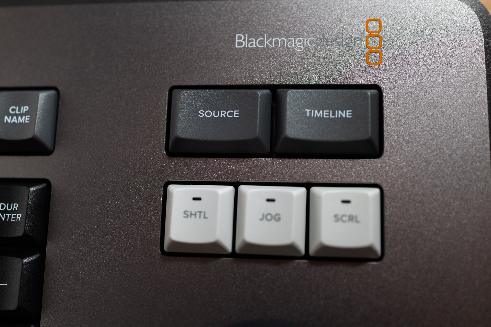 Blackmagic Davinci Resolve Editor Keyboard Review Beautiful Yet Not For Everyone Cined