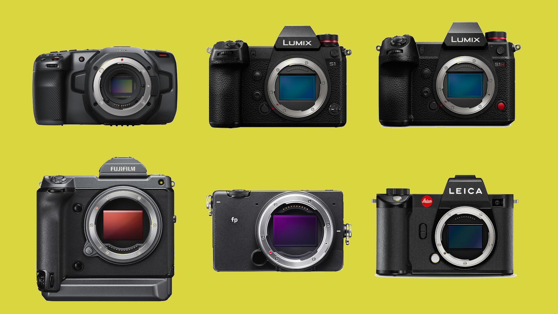 2019ベストミラーレスカメラ