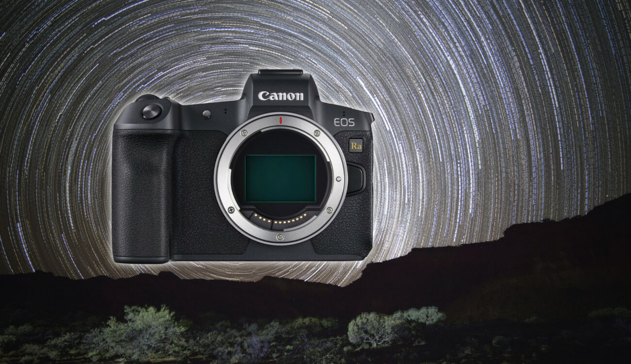 Canon EOS Ra Released – An Astrophotographer's Dream?
