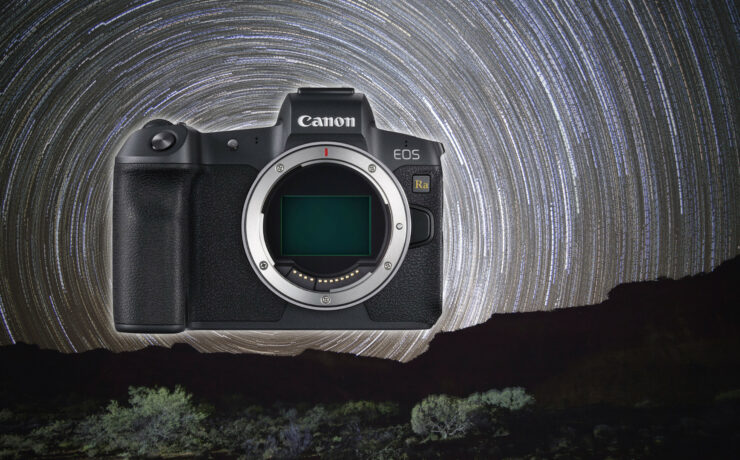 Canon EOS Ra Released – An Astrophotographer's Dream?