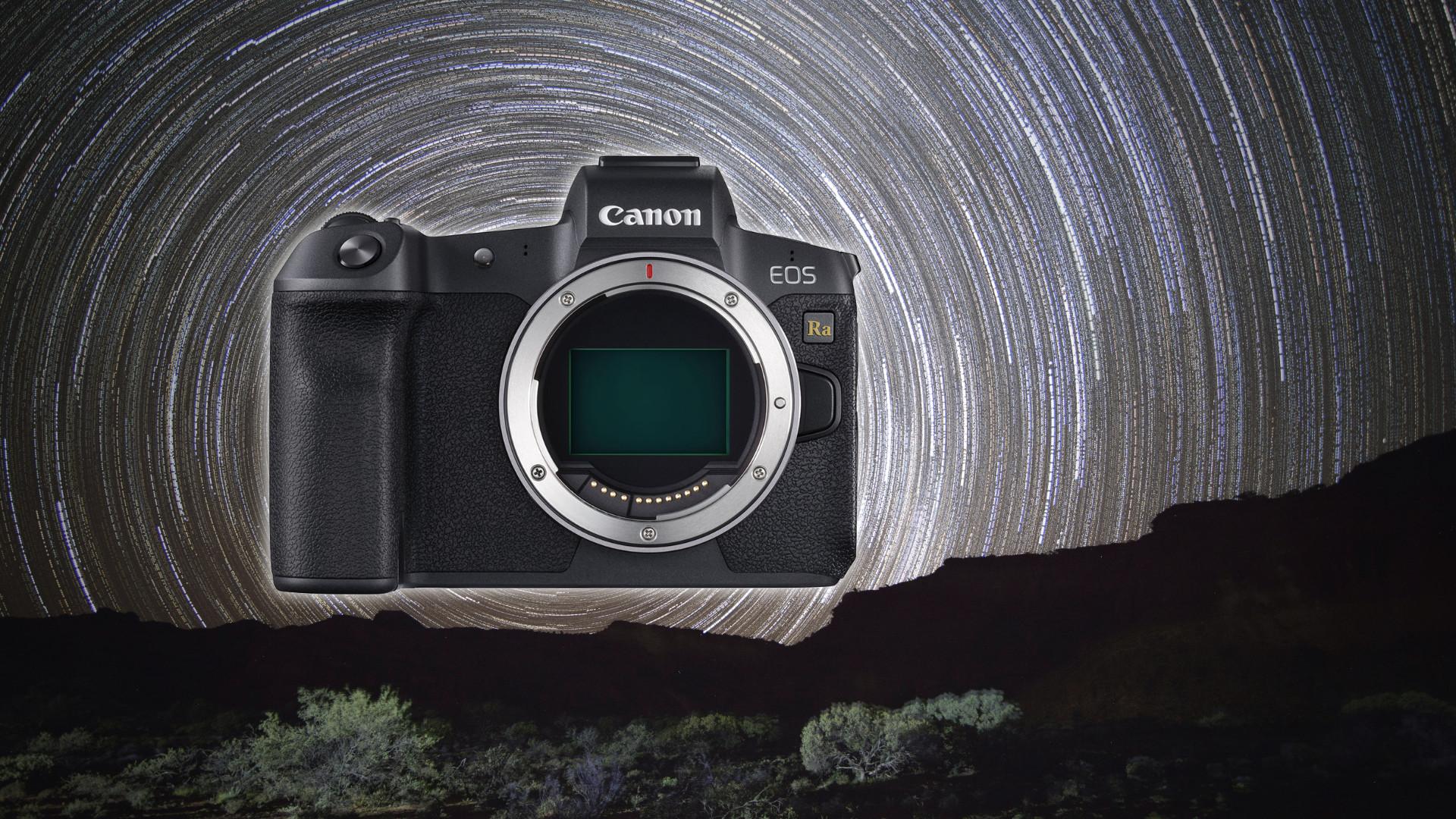 キヤノンがEOS Raをリリース -天体撮影専用のフルサイズミラーレスカメラ