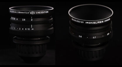 Cine Helios 44-2 - Rehoused Cult Classic Swirly Bokeh Lens