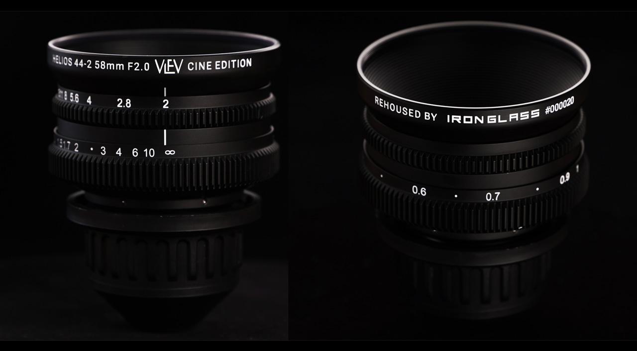 Cine Helios 44-2 - Reconstruyen el clásico lente de culto de bokeh espiralado