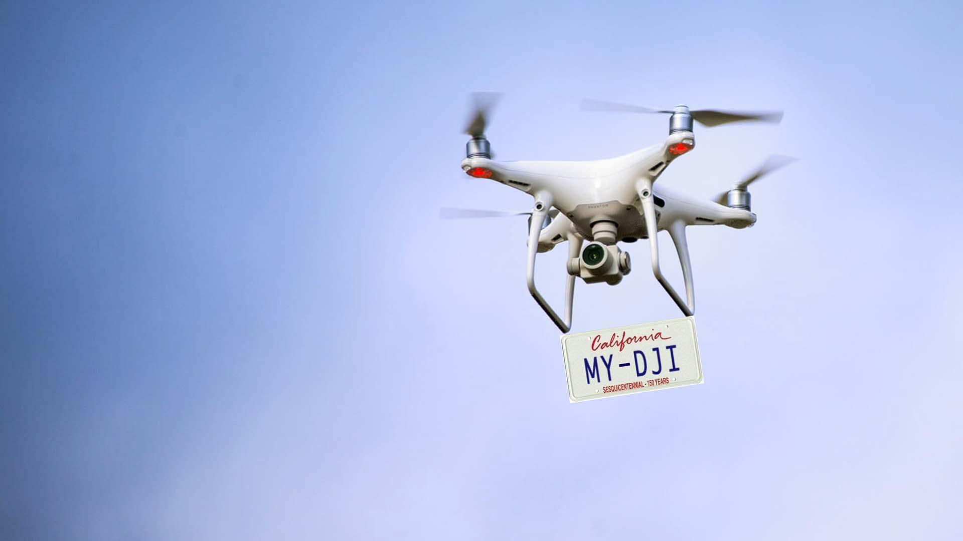 FAAの新規制 - 全てのドローンが追跡対象に