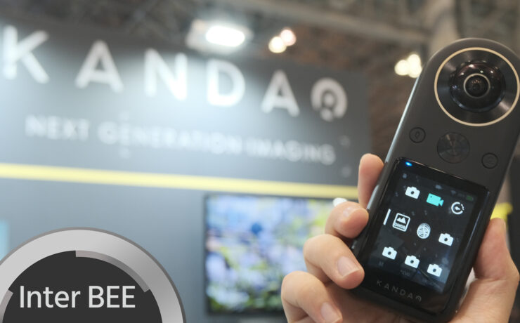 QooCam 8K - The World's Smallest 8K 360 Camera