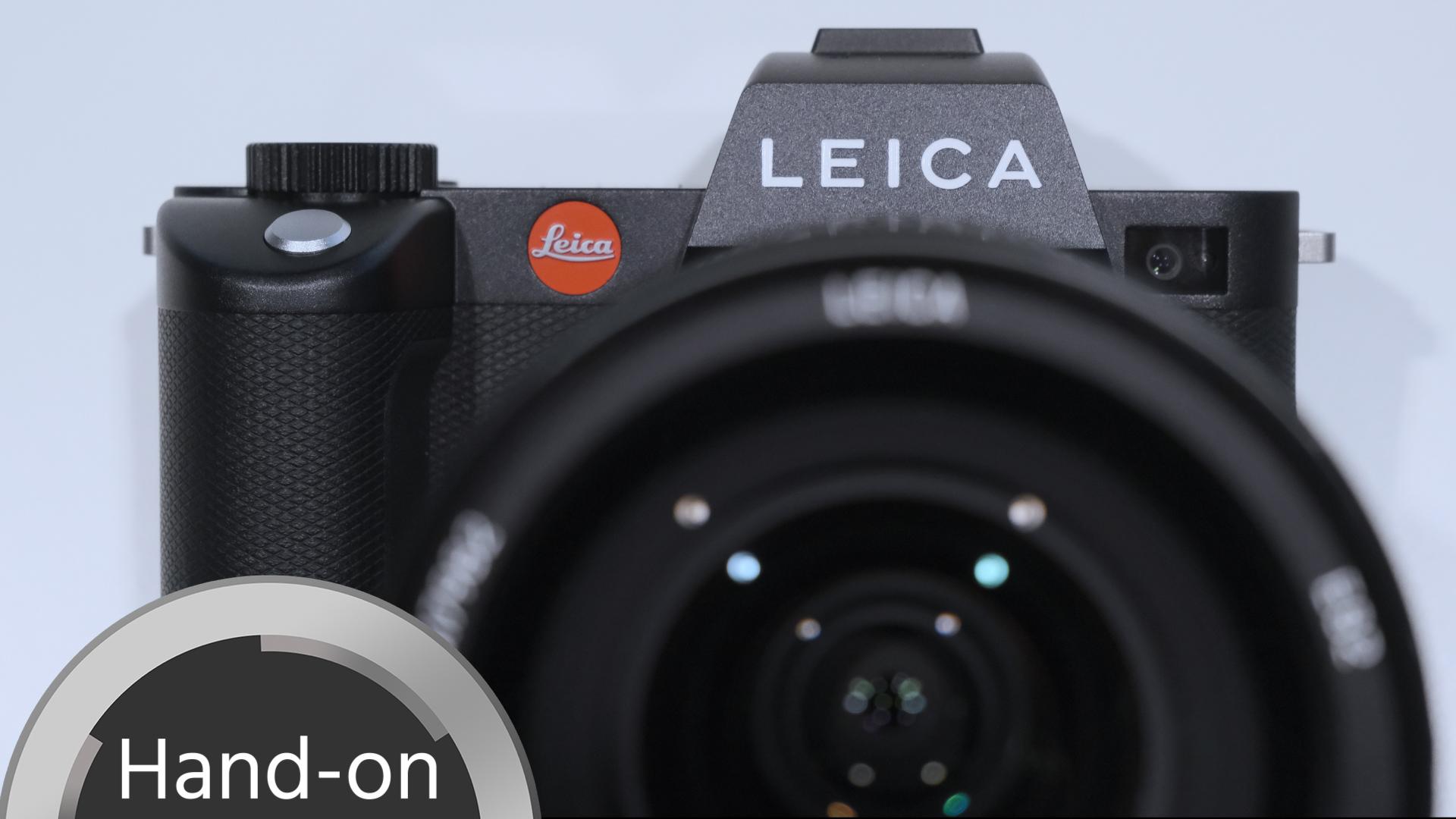 Leica SL2 - Primera impresión y material de muestra