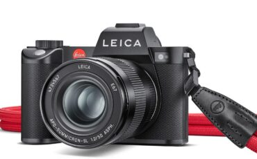 Leica SL2 - 47MP Full-Frame Sensor with 5K/30P and 4K/60P 10-Bit Video Internally