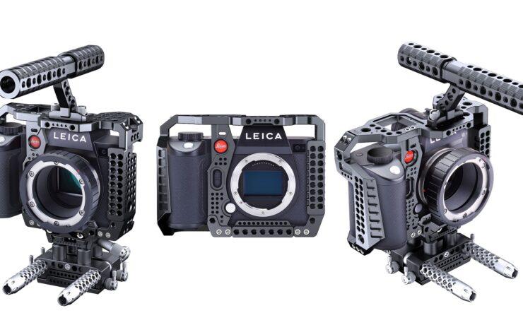 LockCircle MetalJacket 2 - Cage for Leica SL2