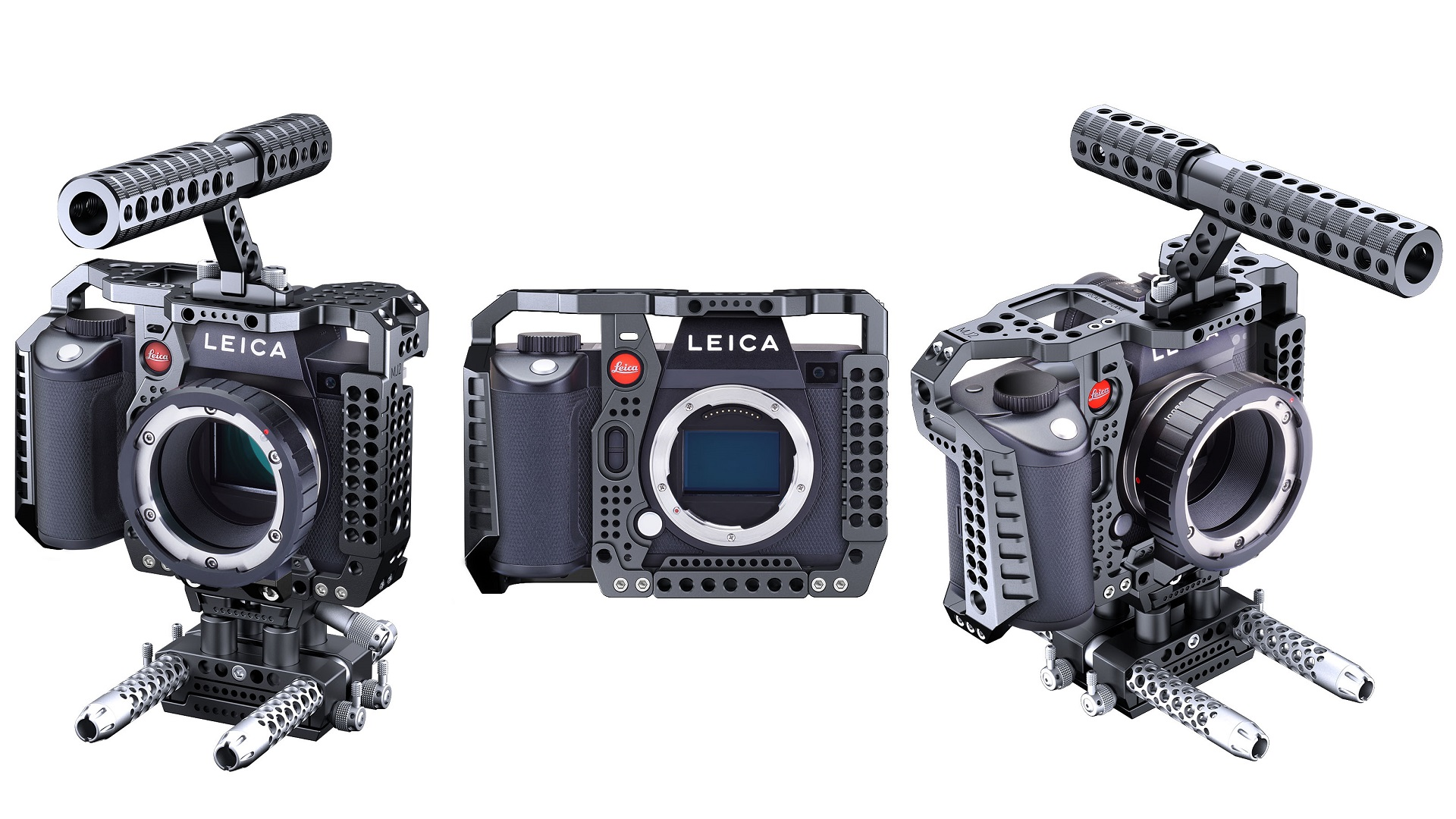 LockCircle MetalJacket 2 - Armazón para Leica SL2