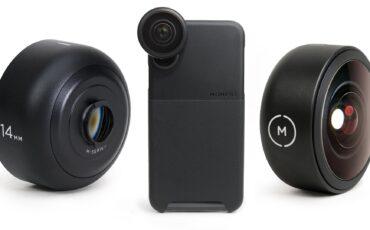 Moment Fisheye 14mm - Sharper 170° FOV Lens for Phones Introduced