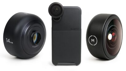 Moment Fisheye 14mm - Sharper 170° FOV Lens for Phones Introduced