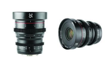 Meike 35mm T/2.2 Cine Lens for Mirrorless Cameras Announced