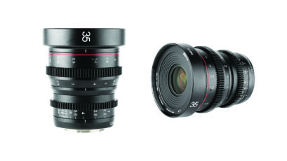 Meike 35mm T/2.2 Cine Lens for Mirrorless Cameras Announced