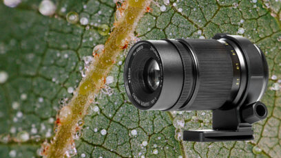 ZY Optics Mitakon 85mm f/2.8 1-5X Super Macro Lens Released - Extended Working Distances