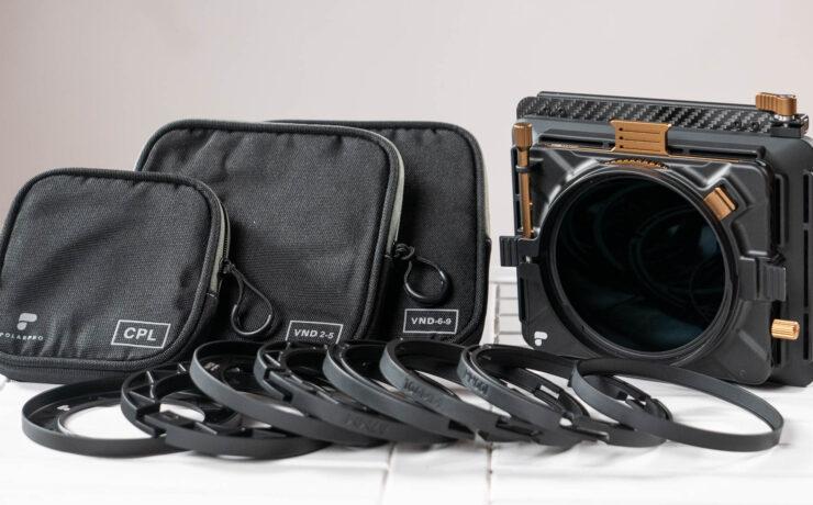 PolarPro BaseCamp Announced - Ultra Lightweight Variable ND Matte Box