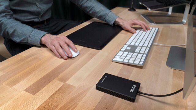 Plugable Fast Portable SSD