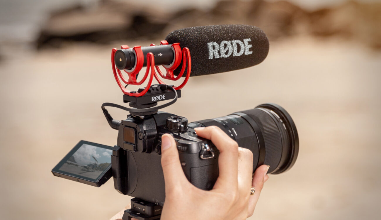 Meet the New RØDE VideoMic NTG – Best of Both Worlds