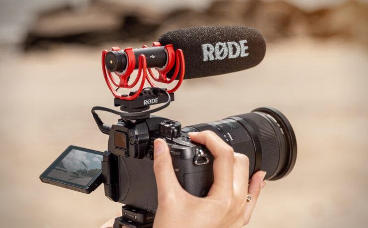 Meet the New RØDE VideoMic NTG – Best of Both Worlds