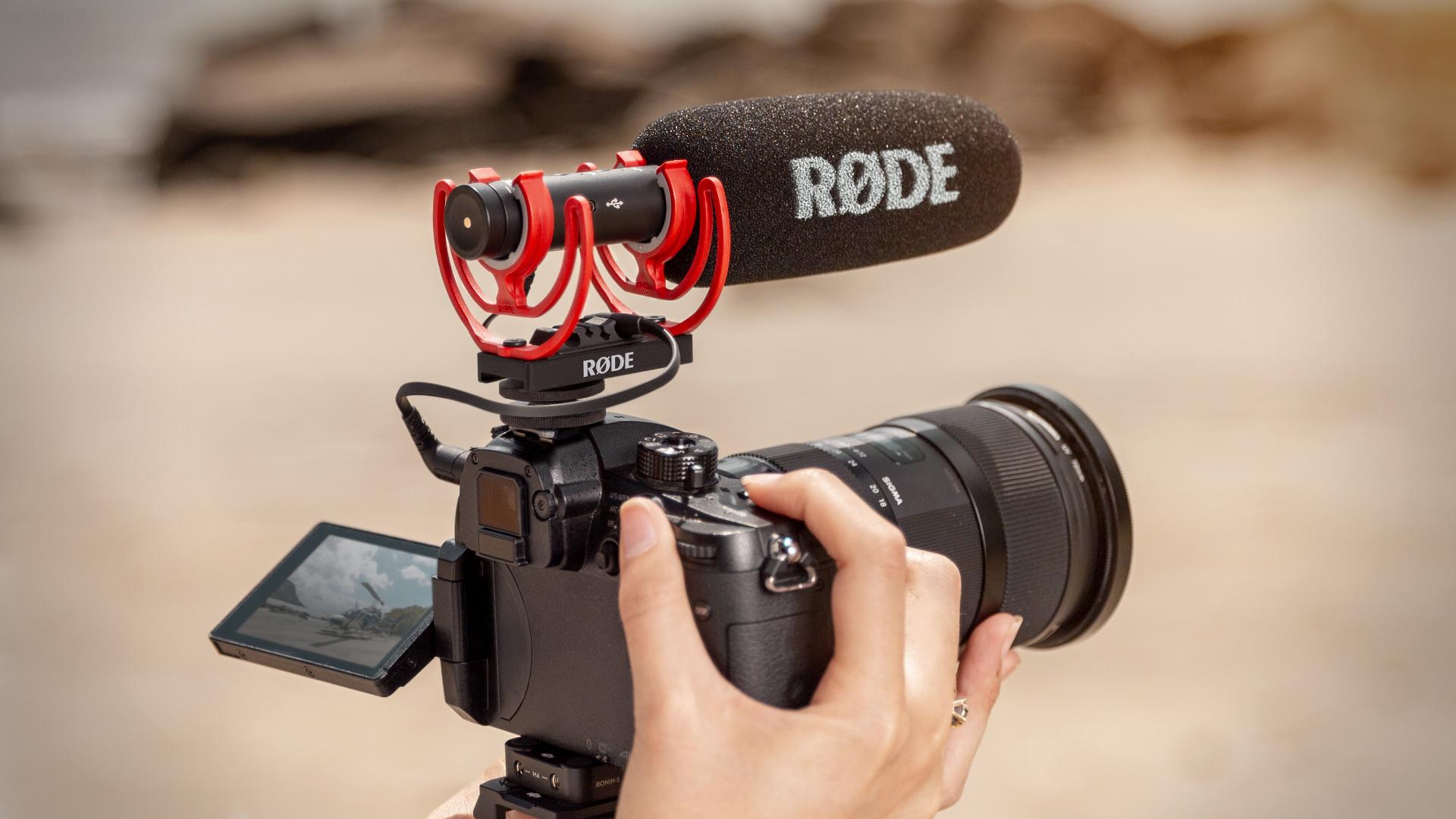 Conoce al nuevo RØDE VideoMic NTG - lo mejor de ambos mundos