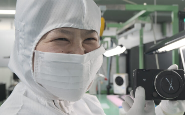 How the SIGMA fp Camera is Being Built - Behind the Scenes
