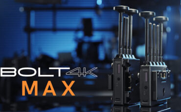 Teradek Bolt 4K MAX is Now Shipping – Up to 5000ft of Zero-Delay 4K Video