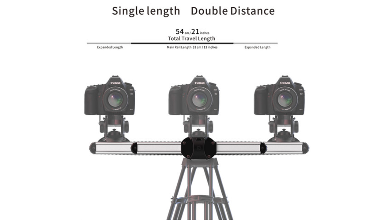 ZEAPON Micro 2 Slider – An Affordable Tiny Camera Slider