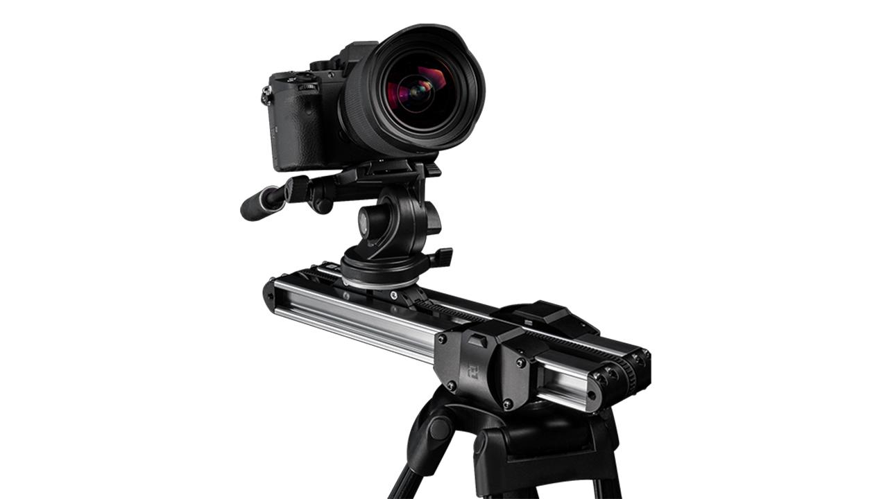 Slider ZEAPON Micro 2 - un slider de cámara pequeño y asequible