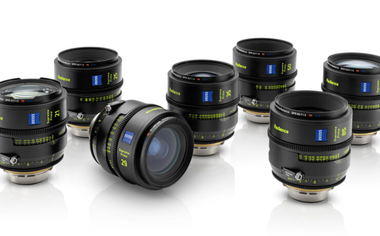 ZEISS Supreme Prime Radiance Lenses Add More Character to Supreme Line