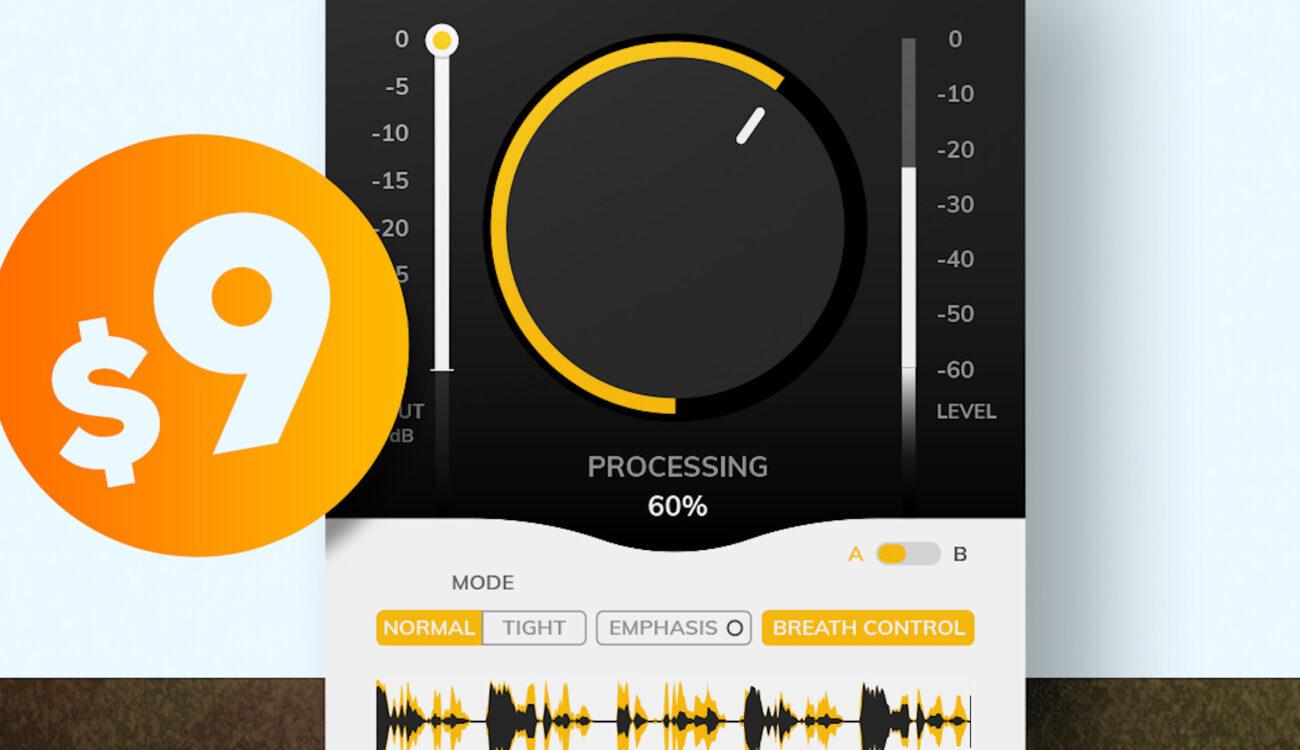 ERA 4 Voice Leveler Plugin - Limited Offer: $9 Instead of $59