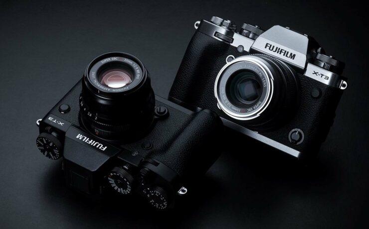 FUJIFILM X-T3 Gimbal Control - Coming Soon Via Firmware Update
