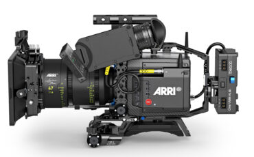 ARRI ALEXA LF and Mini LF – Latest Firmware and Official Netflix Approval