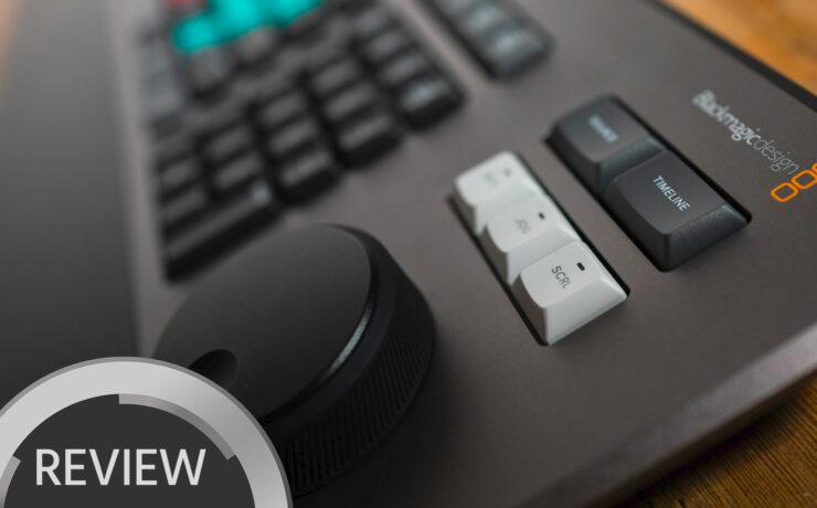 Blackmagic DaVinci Resolve Editor Keyboard Review - Beautiful, Yet Not for Everyone
