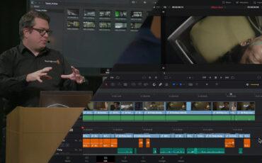 Blackmagic Design DaVinci Resolve 16 Workshop with Simon Hall - Basics of Editing
