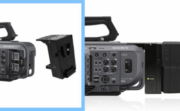 Sony PXW-FX9 V-Mount and Gold Mount Battery Plates from Core SWX Announced