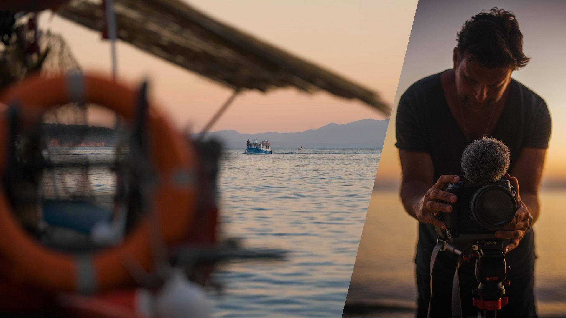 Philip Bloom - Filmar un documental con una cámara de formato medio FUJIFILM GFX100