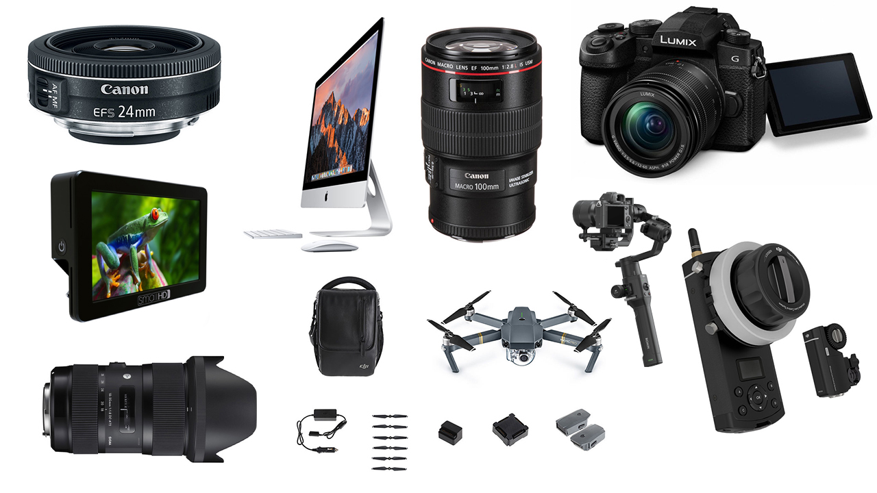 Filmmakers' Holiday Deals and Gifts Guide 2019