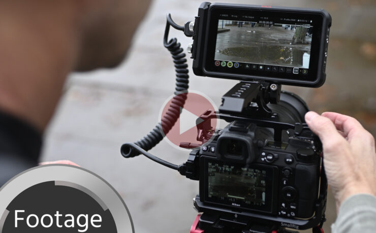 Nikon Z 6 and Atomos Ninja V ProRes RAW Recording Option - First Look