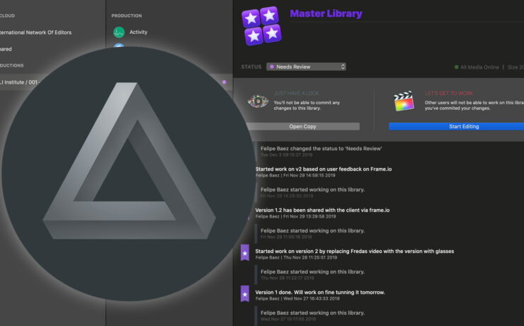 PostLab Relaunch - Share Your FCPX Library Stress-Free
